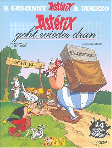 Astérix : Astérix geht wieder dran (Astérix: Goscinny, René; Uderzo,