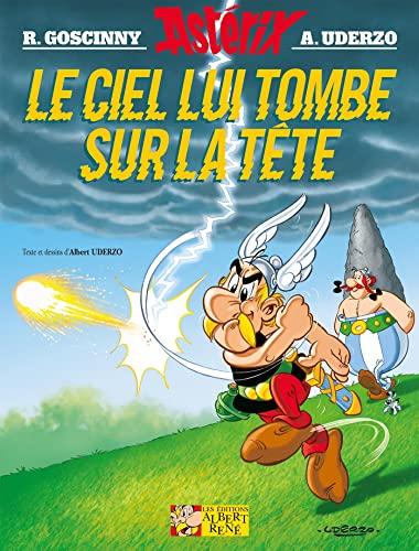 9782864971702: Asterix FR 33 Le Ciel Lui Tombe Sur La Tete