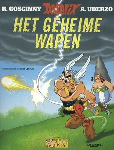 9782864971733: Het geheime wapen (Asterix)