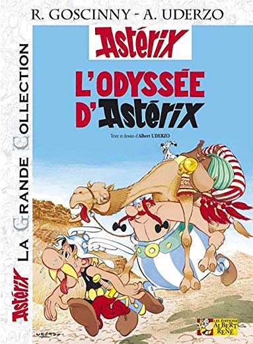 9782864972051: Astérix, Tome 26 : L'odyssée d'Astérix (Asterix Grande Collection) (French Edition)