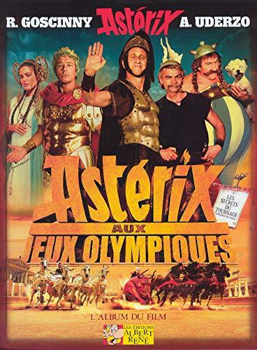 9782864972266: Astérix aux Jeux Olympiques : L'album du film