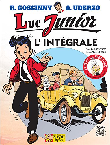 9782864972709: LUC JUNIOR - L'INTEGRALE