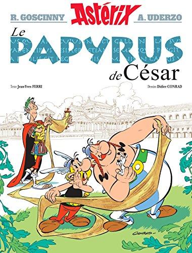 9782864972716: Le Papyrus de César - N°36 (Astérix) (Les Aventures D'Asterix Le Gaulois)