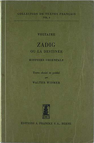 zadig ou la destinee ( 2 volumes ): Gustav Klimt, Voltaire