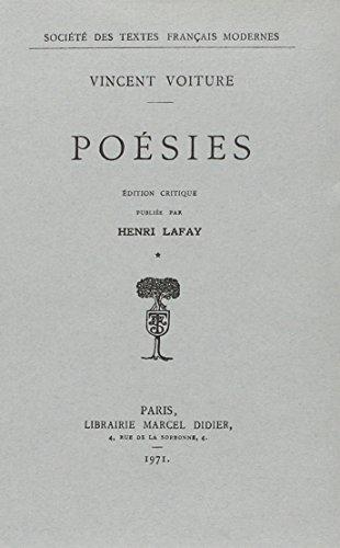 poesies ( 2 volumes )