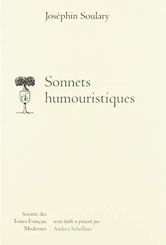 9782865033096: Sonnets humouristiques