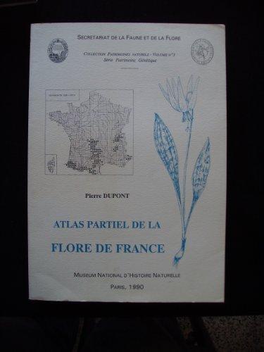 9782865150625: Atlas partiel de la flore en France
