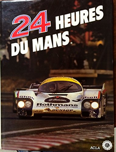 9782865190539: 24 heures du Mans, 1983 (French Edition)