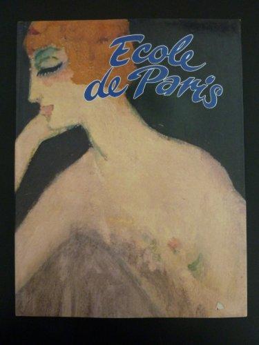 9782865351718: Ecole de paris -peintres