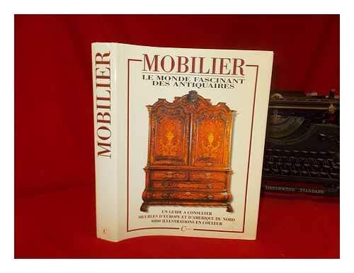 9782865352968: Mobilier, monde fascinant des antiquaires