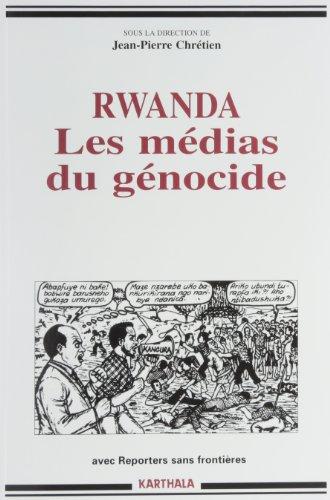 """9782865376216: Rwanda, les médias du génocide (Collection """"Hommes et sociétés"""") (French Edition)"""