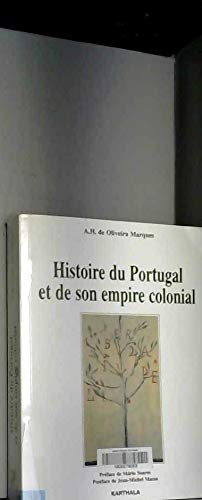 9782865378449: Histoire du portugal et de son empire colonial (French Edition)