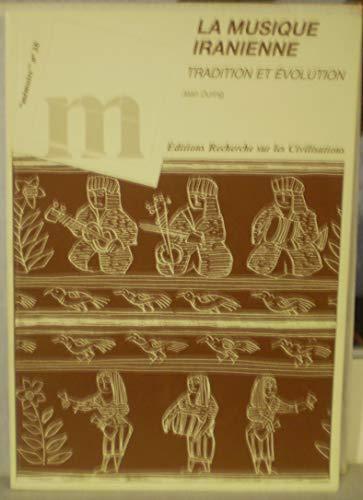 9782865380879: La musique iranienne : tradition et �volution