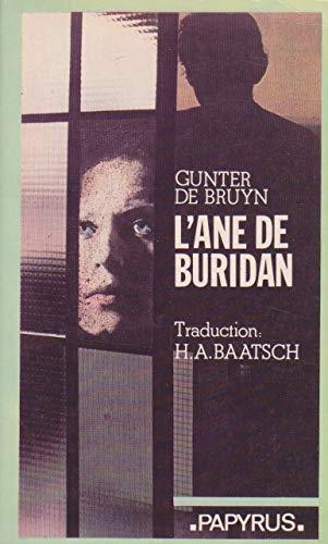L'Âne de Buridan: Günter De Bruyn
