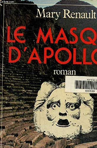 9782865530397: Le masque d'apollon