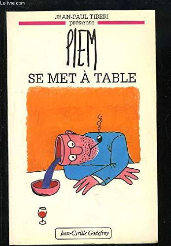 PIEM SE MET A TABLE