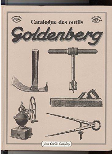 9782865531219: Catalogue des outils Goldenberg