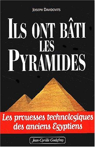 9782865531578: Ils ont bâti les pyramides
