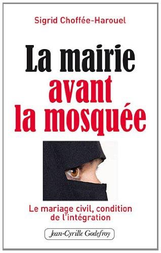 9782865532254: La Mairie avant la mosquée