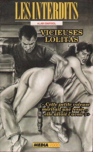 9782865648160: Les interdits n°138 : vicieuses lolitas