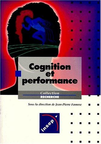 9782865800629: Cognition et performance