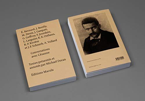 9782865890002: Conversations avec Cézanne