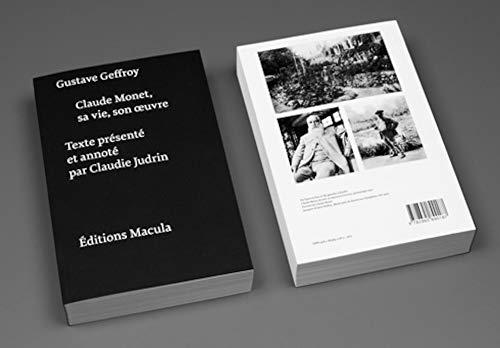 monet sa vie son oeuvre: GEFFROY GUSTAVE