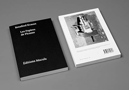 Les Papiers de Picasso: KRAUSS ROSALIND