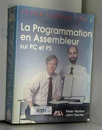 9782865955947: La Programmation en Assembleur sur PC et PS