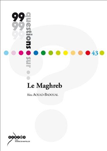 9782866260545: le Maghreb