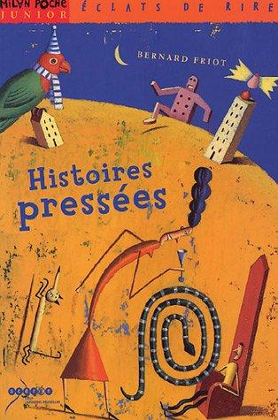 9782866262952: Histoires pressées : Un livre, un CD et un livret documentaire (1CD audio)