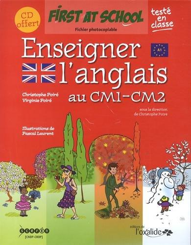 9782866275006: Enseigner l'anglais au CM1-CM2 : Fichier photocopiable (1CD audio)