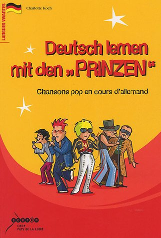 9782866283551: Deutsch lernen mit den : Chansons pop en cours d'allemand (1CD audio)