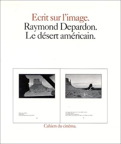 9782866420079: Le désert américain (Ecrit sur l'image) (French Edition)