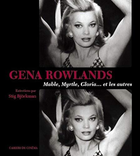 9782866422950: Gena Rowlands