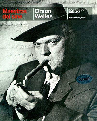 9782866428044: Cuaderno Cine. Orson Welles (Maestro Del Cine)