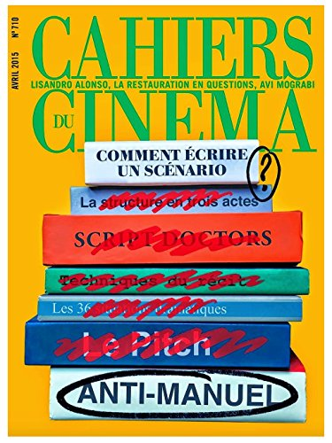 9782866429690: Cahiers du Cinema 710 Avril 2015