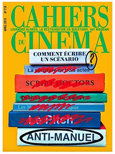 9782866429690: Cahiers du Cinema 710 Avril 2015