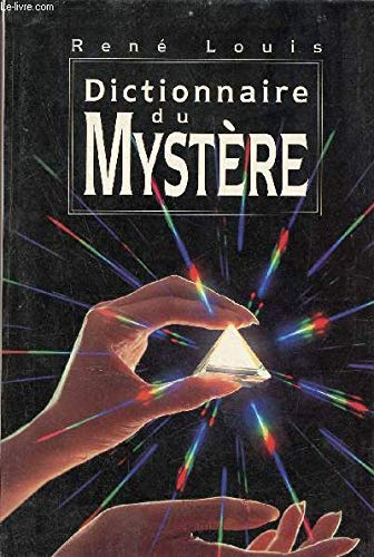 9782866451639: Dictionnaire du mystere