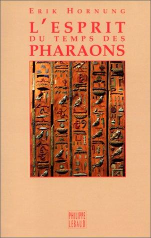 9782866452377: L'esprit du temps des pharaons