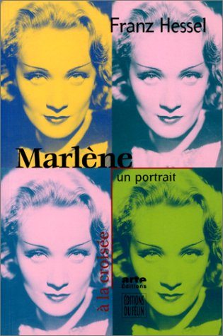 9782866452810: Marlène : Un portrait (A la croisée)