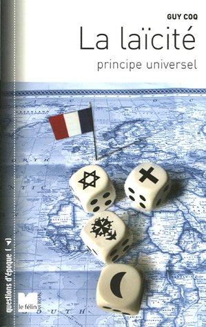 la laicite, principe universel (286645605X) by Guy Coq