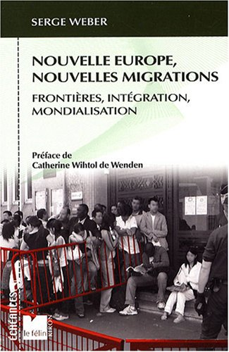 9782866456412: Nouvelle Europe, nouvelles migrations (French Edition)