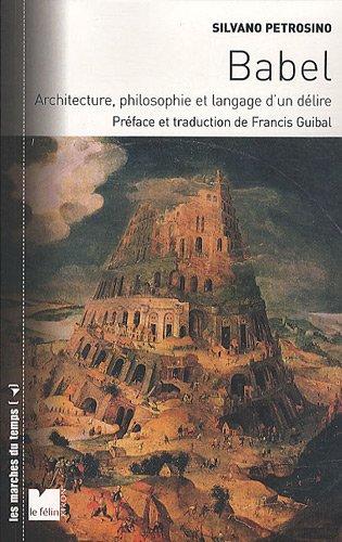Babel: Silvano Petrosino