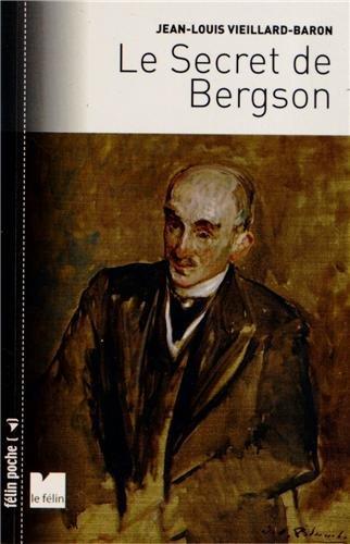 9782866457884: Le secret de Bergson (Félin poche)
