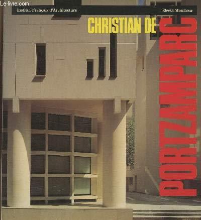 9782866530136: Christian de Portzamparc (French Edition)