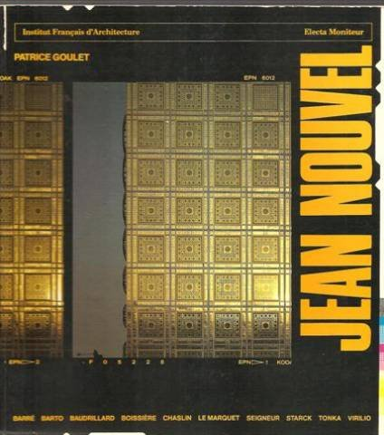9782866530426: Jean Nouvel (French Edition)