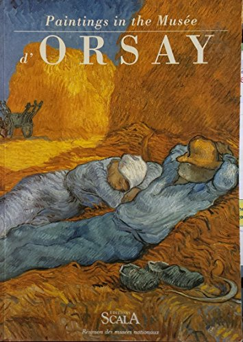 9782866561024: Paintings in the Musee d' ORSAY