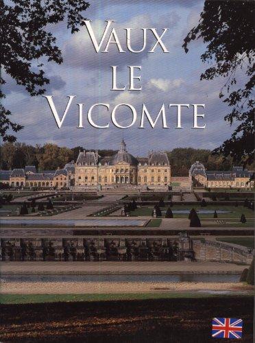 9782866561901: Vaux le Vicomte Anglais (Album Broche)