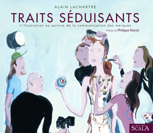 Traits Séduisants. L'illustration au service de la communication des marques